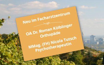 Frischer Wind im Facharztzentrum Hagenbrunn