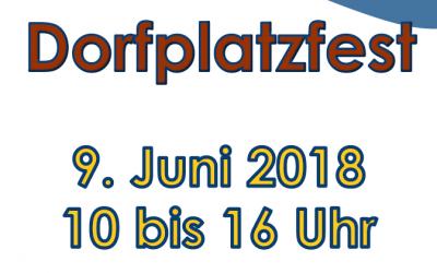 Dorfplatzfest Hagenbrunn 9. Juni 2018